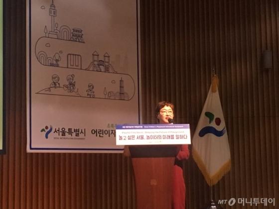 조윤영 초록우산우린이재단 복지사업본부장