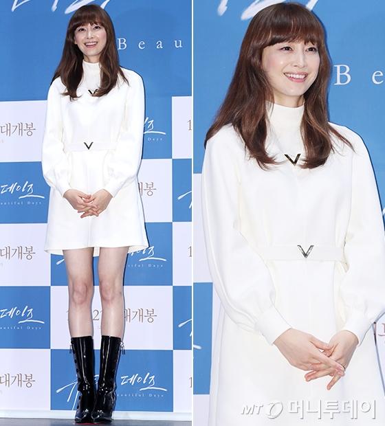 배우 이나영/사진=이기범 기자