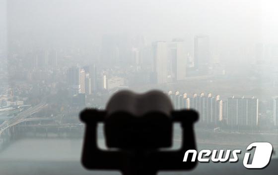 [사진]안개도시