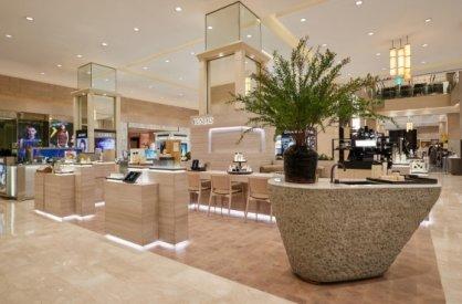 연작, 신세계백화점 강남·센텀시티점에 매장 오픈