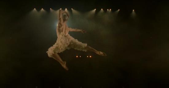 영화 '빌리 엘리어트'의 한장면