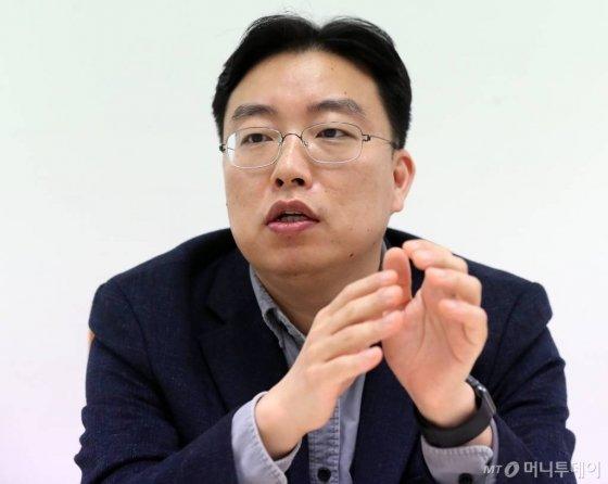 이재홍 원광대학교 치과대학교 조교수 인터뷰 /사진=홍봉진 기자