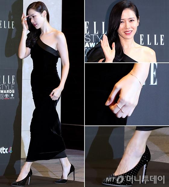 배우 손예진/사진=홍봉진 기자
