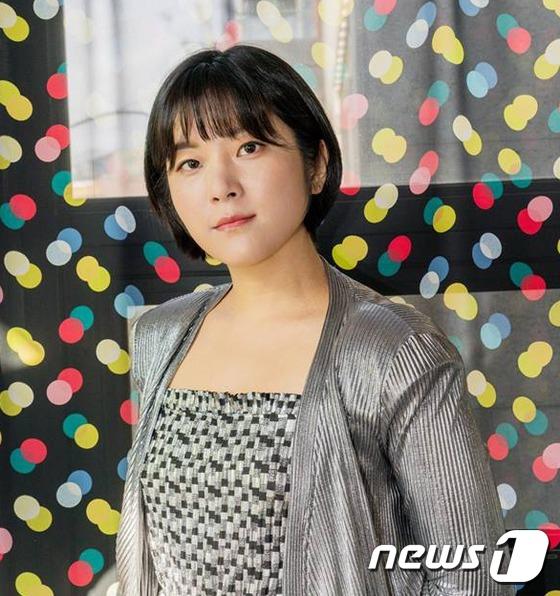 페미니스트 작가 은하선씨(은하선씨 페이스북 갈무리)© News1