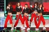 '2009 멜론 뮤직 어워드' 시상식에서 참석한 카라./사진=머니투데이 DB