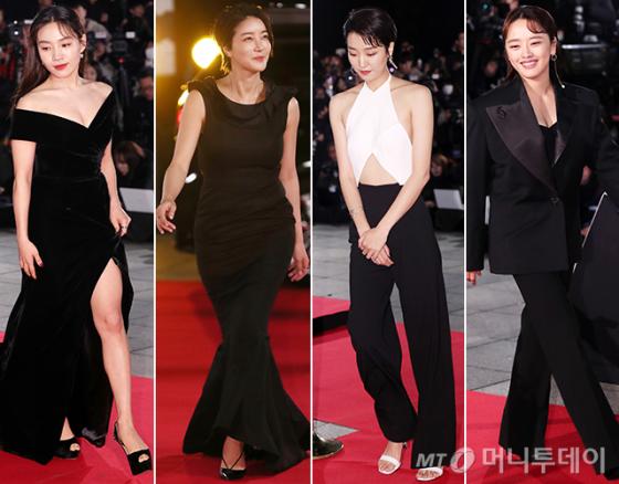 배우 최희서, 진서연, 이주영, 권소현 /사진=김휘선 기자