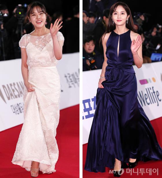 배우 김향기, 김소현 /사진=김휘선 기자