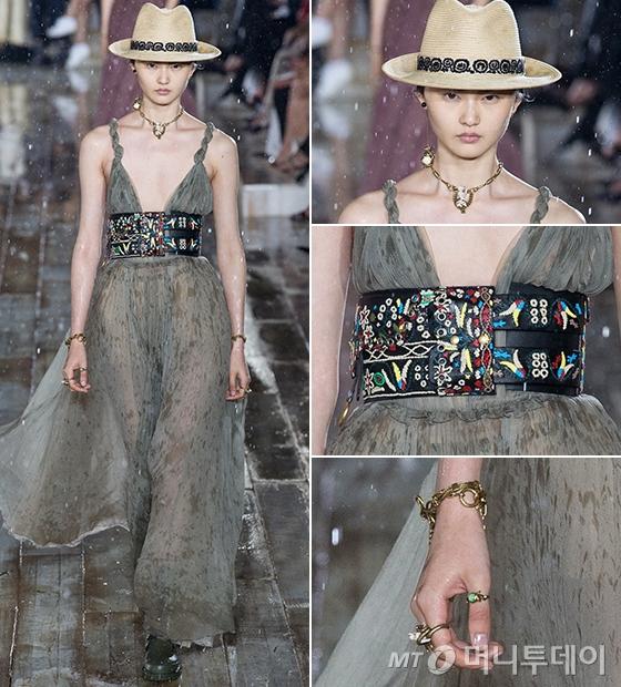 Christian Dior 2019 리조트 컬렉션/사진=크리스찬 디올