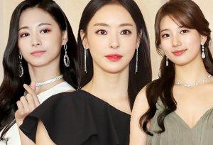 'AAA' 참석한 ★들…시상식 메이크업 키워드 3
