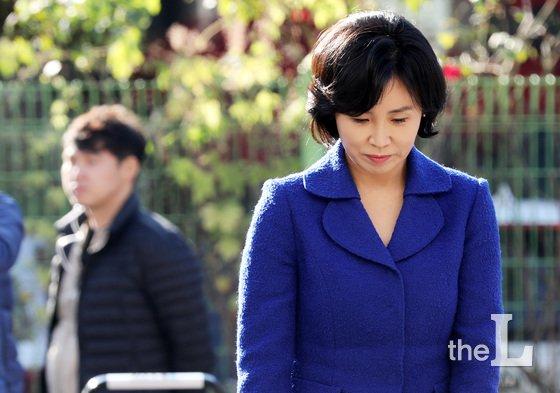 이재명 경기도지사의 부인 김혜경씨./사진=뉴스1