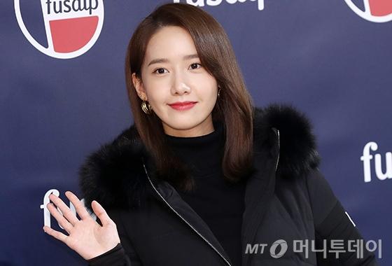 그룹 소녀시대 윤아/사진=김휘선 기자