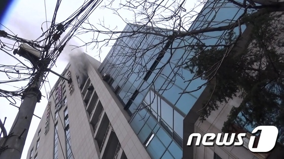 (서울 종로소방서 제공) © News1