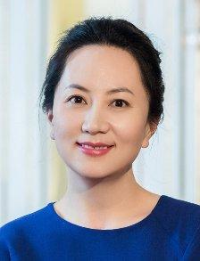 멍완저우 화웨이 글로벌 최고재무책임자(CFO). /사진=화웨이