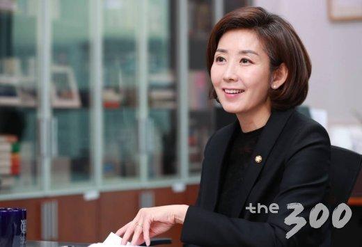 2018.12.06 나경원 자유한국당 의원 인터뷰/사진=이동훈 기자