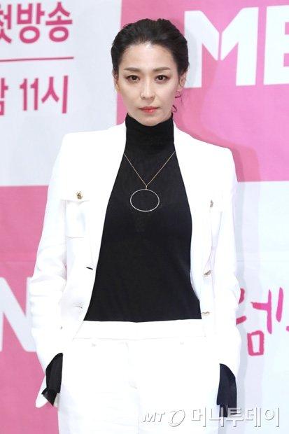 배우 한고은/사진=이기범 기자
