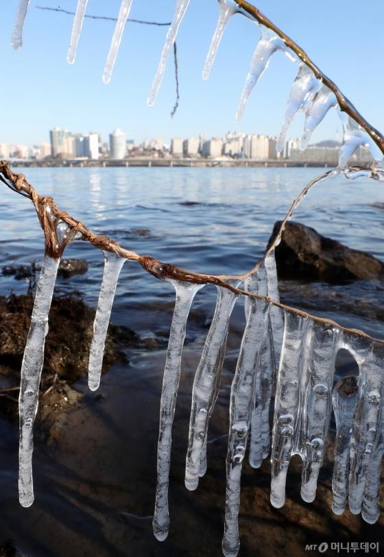 [사진]북극한파 지속되는 서울