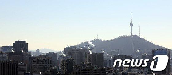 [사진]최강 북극한파 '난방 풀 가동'