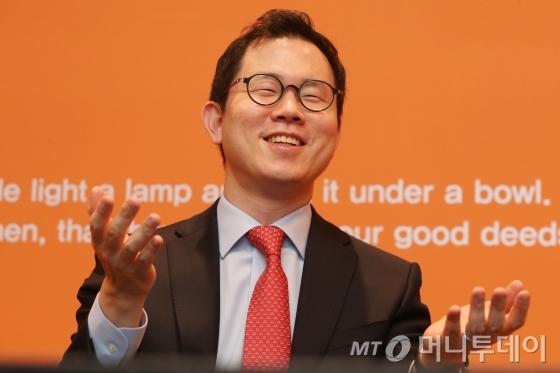 김준홍 미래컴퍼니 대표