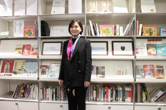 김정아 이큐스템 대표(47) / 사진제공=이큐스템