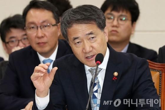 박능후 보건복지부 장관 /사진=뉴스1