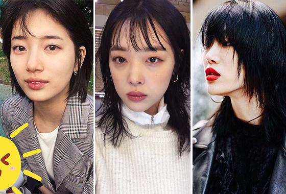 가수 겸 배우 수지, 설리, 모델 최소라/사진=수지·설리·최소라 인스타그램,