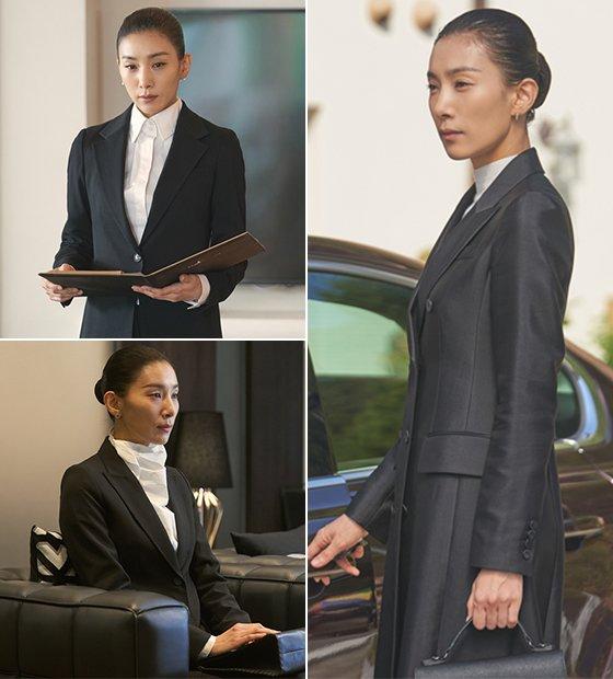배우 김서형/사진=JTBC 'SKY 캐슬' 홈페이지