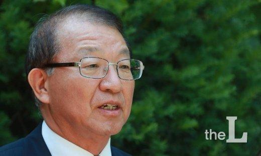 양승태 전 대법원장 /사진=이동훈 기자