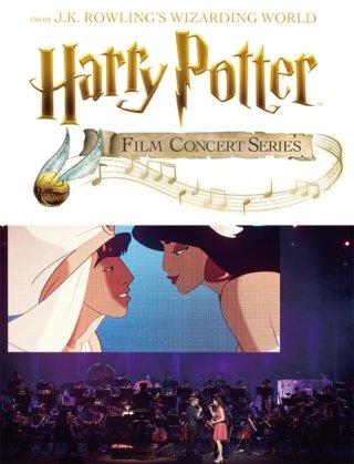 (위부터)'해리포터 필름콘서트- 마법사의 돌, 비밀의 방', '디즈니 인 콘서트'./사진제공=세종문화회관