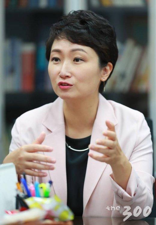 이언주 바른미래당 의원. /사진=이동훈 기자
