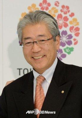 다케다 스네카즈 일본 올림픽위원회(JOC) 위원장. /AFPBBNews=뉴스1