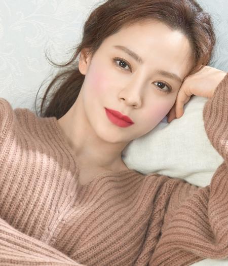 비디비치 송지효 모델컷/사진제공=신세계인터내셔날