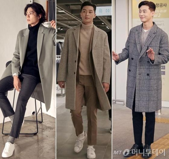 배우 박보검, 박서준 /사진=TNGT, 지오지아 공식 인스타그램