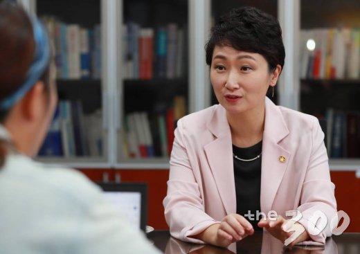 2018.09.13 이언주 국회 산자중기위 바른미래당 간사 인터뷰/사진=이동훈 기자