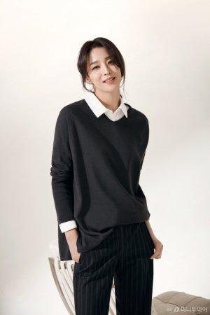 '동상이몽' 한고은, 패션 화보 속 '우아미'