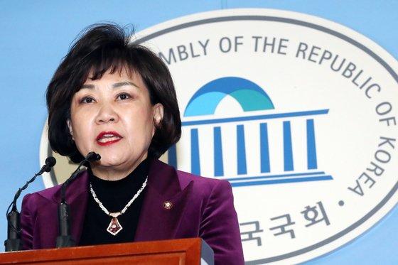 김순례 자유한국당 의원. /사진=뉴스1