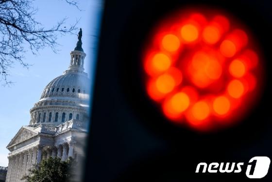 미국 연방정부 셧다운. © AFP=뉴스1
