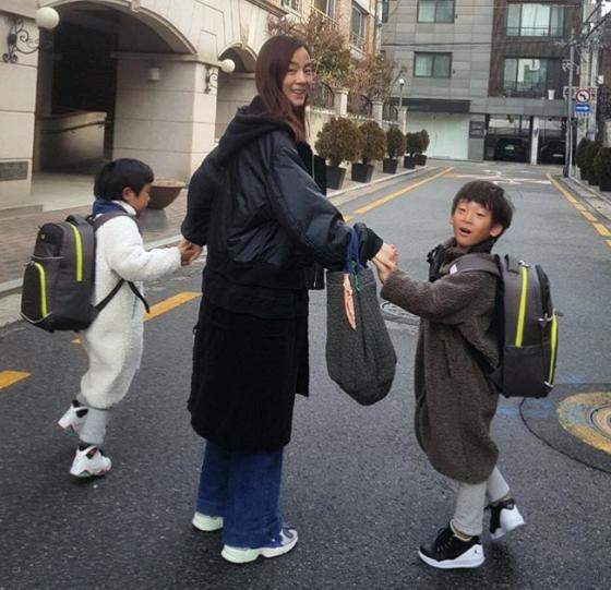 /사진=문정원 인스타그램