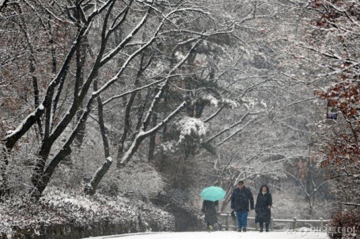 '눈과 함께'