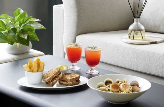호텔가는 벌써 '봄'…호캉스에도 봄내음 물씬 - 머니투데이 뉴스