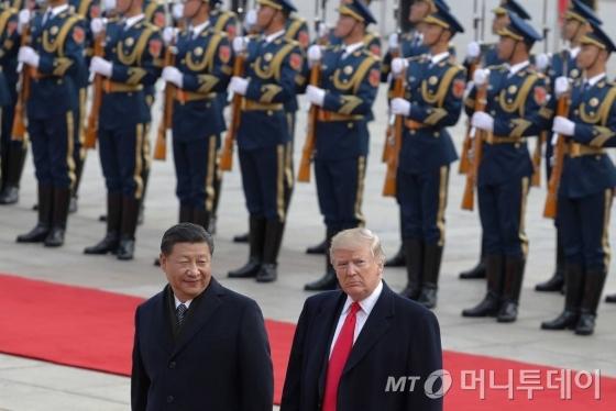 """트럼프 """"무역협상 타결 가능성 매우 커""""…3월말 시진핑과 담판 - 머니투데이 뉴스"""