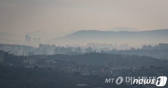 미세먼지 발생현장 특별점검…쓰레기 그냥 태우면? - 머니투데이 뉴스