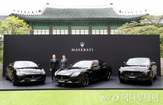 마세라티 르반떼 GTS, 'V8 심장'단 명품 SUV