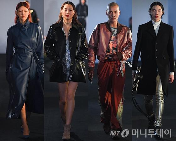 '유저'(Youser) 2019 F/W 컬렉션/사진제공=2019 F/W 서울패션위크