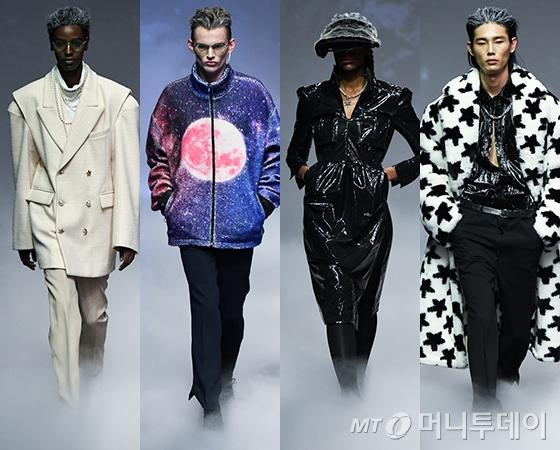'CHARM'S' 2019 F/W 컬렉션/사진=2019 F/W 서울패션위크