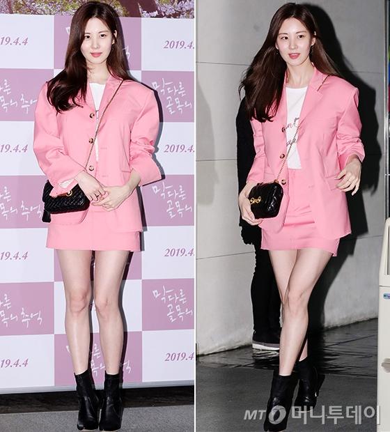 그룹 소녀시대 서현/사진=김창현 기자
