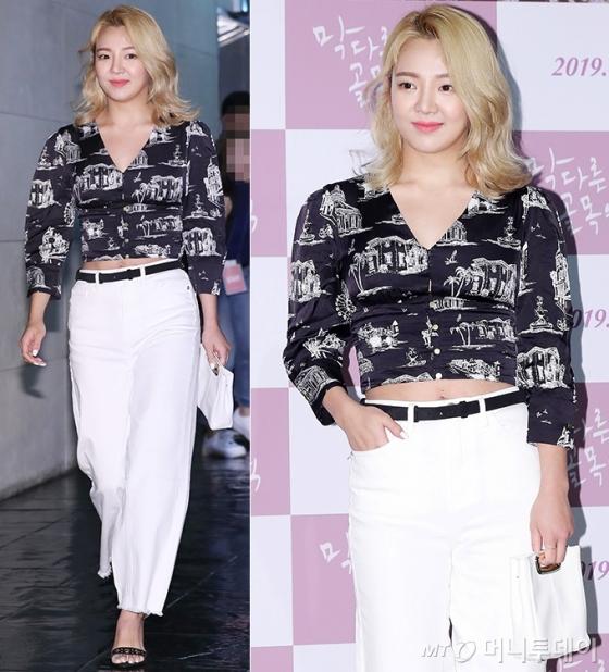 그룹 소녀시대 효연/사진=뉴스1, 김창현 기자