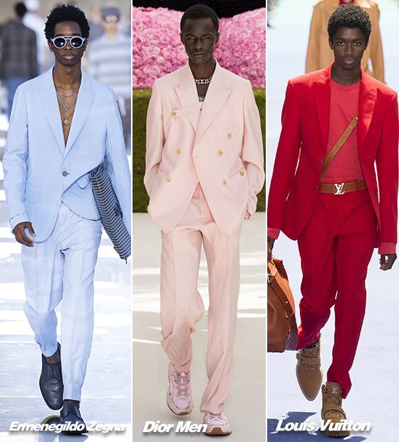 /사진=Ermenegildo Zegna, Dior Men, Louis Vuitton