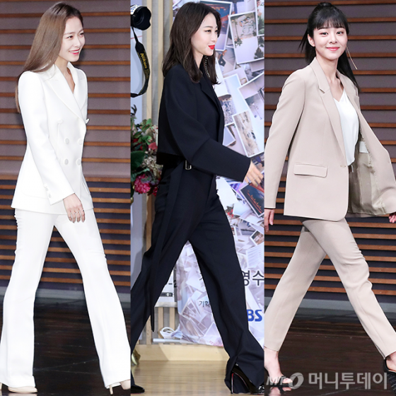 배우 홍수현, 한예슬, 설인아 /사진=머니투데이 DB