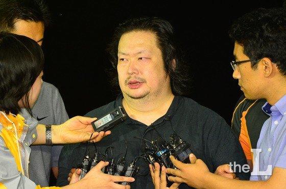 고 유병언씨 장남 유대균씨./사진=뉴스1