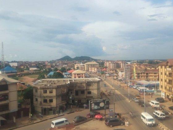 나이지리아 남동부에 위치한 에보니 주의 주도, 아바칼리키 /사진=위키커먼스